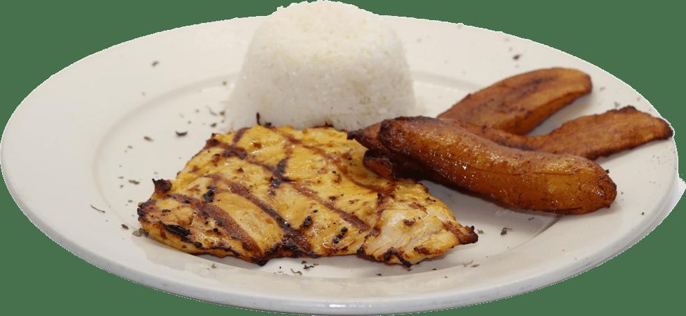 Pechuga de pollo El Pueblito Restaurant